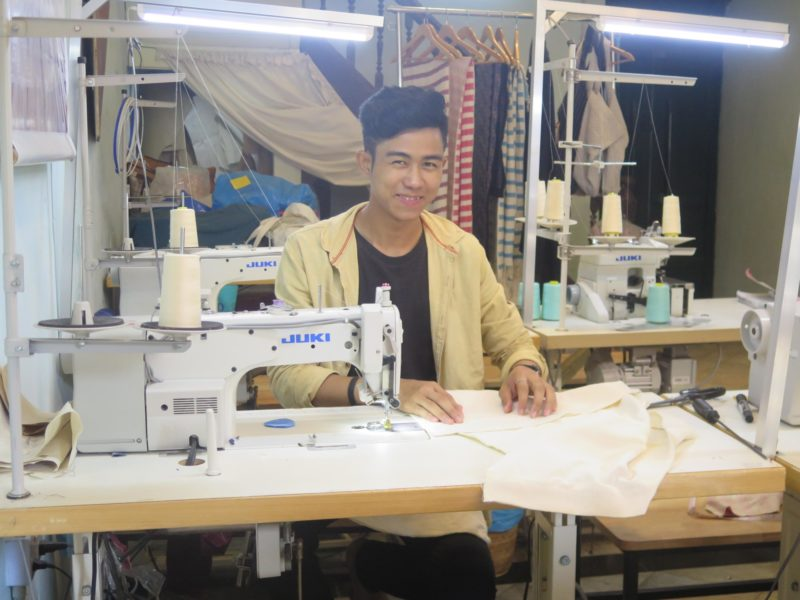 Textiles Atelier 1